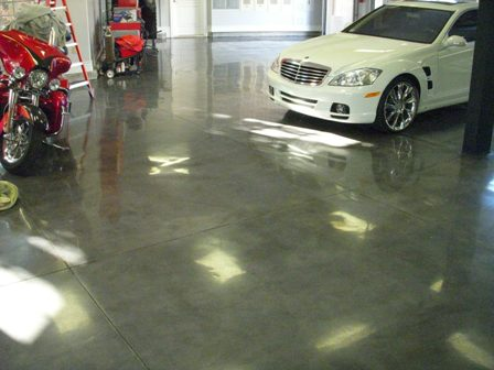 Epoxy Garage Floor Cost Per Square Foot