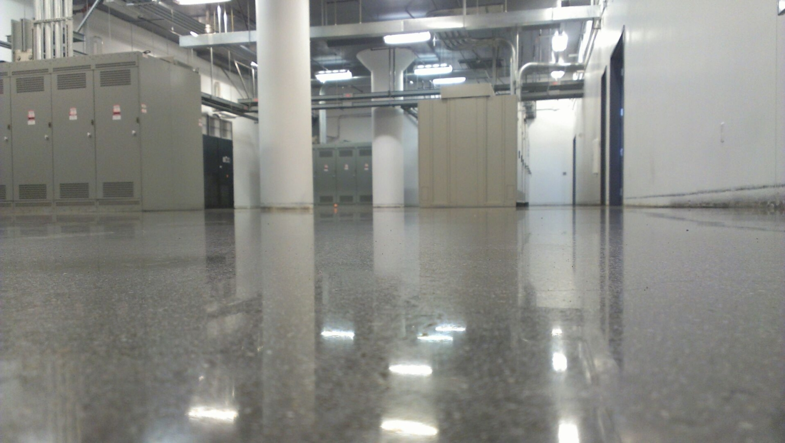 polished concrete Los Angeles